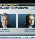 Bill Ackman & Carl Icahn Debate